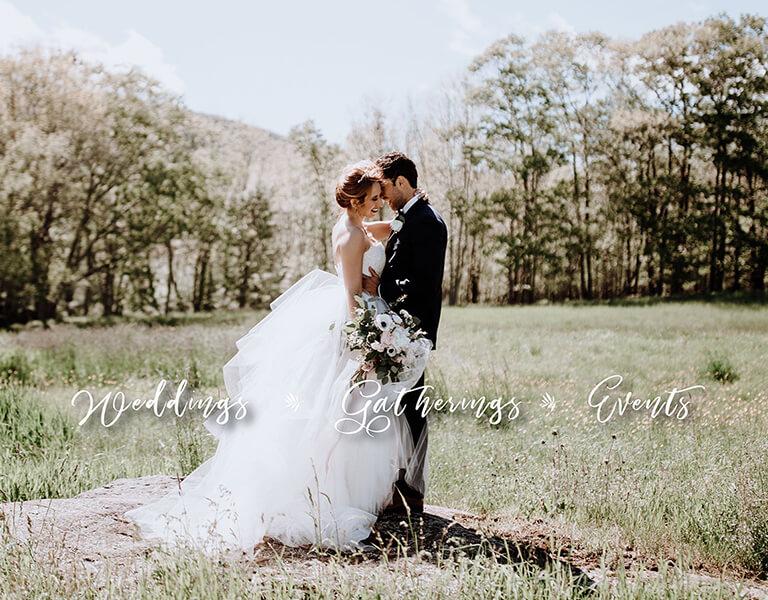 Destination Weddings Location | Farm Events | Tavern Farm in